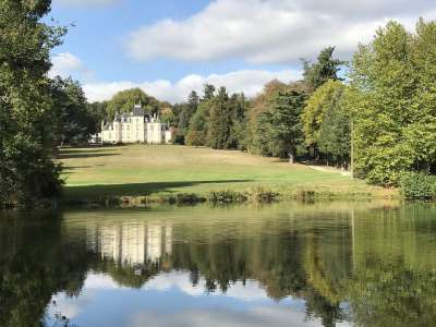 Image 13   8 bedroom French chateau for sale with 32 hectares of land, Laval, Mayenne , Pays-de-la-Loire 228033