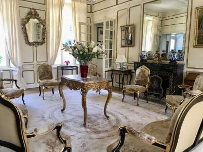 Image 5   8 bedroom French chateau for sale with 32 hectares of land, Laval, Mayenne , Pays-de-la-Loire 228033