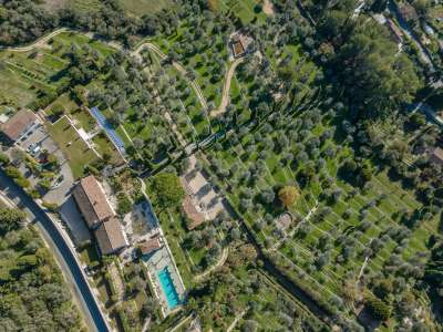 Image 11 | 12 bedroom villa for sale with 3.15 hectares of land, Grasse, Cote d'Azur French Riviera 228074