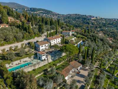 Image 15 | 12 bedroom villa for sale with 3.15 hectares of land, Grasse, Cote d'Azur French Riviera 228074