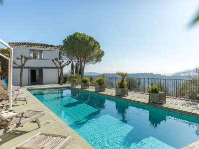Image 2 | 12 bedroom villa for sale with 3.15 hectares of land, Grasse, Cote d'Azur French Riviera 228074
