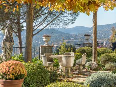 Image 4 | 12 bedroom villa for sale with 3.15 hectares of land, Grasse, Cote d'Azur French Riviera 228074