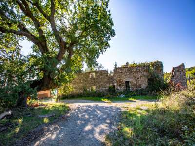 Image 1   House for sale with 164 hectares of land, Volterra, Pisa, Tuscany 228078