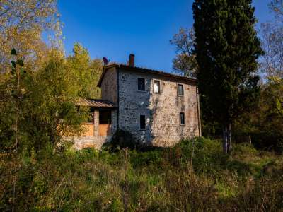 Image 2   House for sale with 164 hectares of land, Volterra, Pisa, Tuscany 228078
