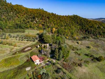 Image 4   House for sale with 164 hectares of land, Volterra, Pisa, Tuscany 228078