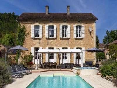 Image 1 | 15 bedroom house for sale with 5.83 hectares of land, Fumel, Lot-et-Garonne , Aquitaine 228174