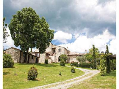 Image 10 | 12 bedroom farmhouse for sale, Radicondoli, Siena, Tuscany 228323