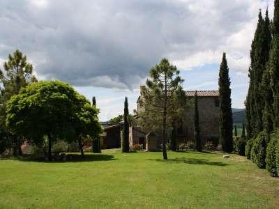 Image 11 | 12 bedroom farmhouse for sale, Radicondoli, Siena, Tuscany 228323