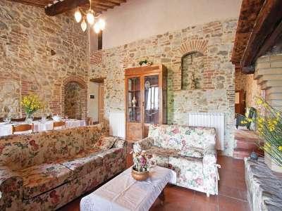 Image 3 | 12 bedroom farmhouse for sale, Radicondoli, Siena, Tuscany 228323