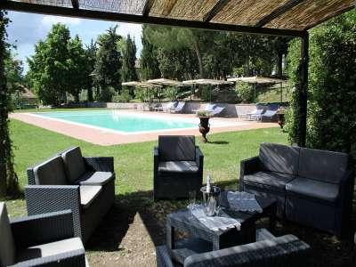 Image 8 | 12 bedroom farmhouse for sale, Radicondoli, Siena, Tuscany 228323