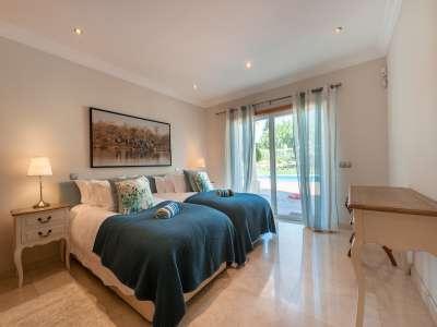 Image 18 | 5 bedroom villa for sale with 0.36 hectares of land, Almancil, Central Algarve, Algarve Golden Triangle 228344
