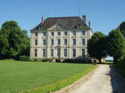 Image 1   12 bedroom French chateau for sale, Burgundy, Saone-et-Loire , Burgundy 228527