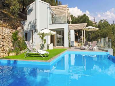 Image 1   3 bedroom villa for sale with 2,000m2 of land, Agni, Corfu, Ionian Islands 228600
