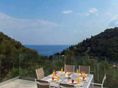 Image 2   3 bedroom villa for sale with 2,000m2 of land, Agni, Corfu, Ionian Islands 228600