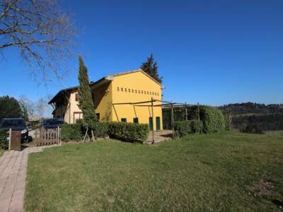 Image 10   6 bedroom farmhouse for sale with 93 hectares of land, Peccioli, Pisa, Tuscany 228608