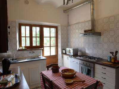 Image 4   6 bedroom farmhouse for sale with 93 hectares of land, Peccioli, Pisa, Tuscany 228608