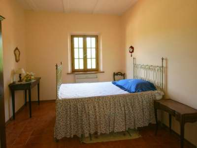 Image 5   6 bedroom farmhouse for sale with 93 hectares of land, Peccioli, Pisa, Tuscany 228608