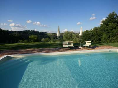 Image 7   6 bedroom farmhouse for sale with 93 hectares of land, Peccioli, Pisa, Tuscany 228608