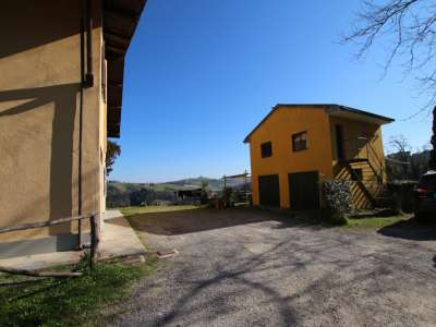 Image 9   6 bedroom farmhouse for sale with 93 hectares of land, Peccioli, Pisa, Tuscany 228608