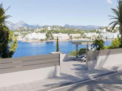 Image 1   4 bedroom villa for sale with 0.21 hectares of land, Santa Ponsa, South Western Mallorca, Mallorca 228617