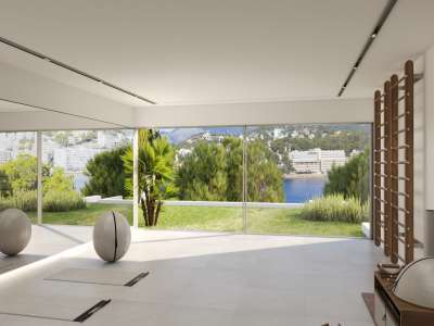 Image 11   4 bedroom villa for sale with 0.21 hectares of land, Santa Ponsa, South Western Mallorca, Mallorca 228617