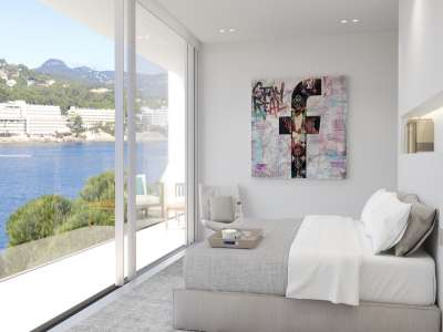 Image 12   4 bedroom villa for sale with 0.21 hectares of land, Santa Ponsa, South Western Mallorca, Mallorca 228617