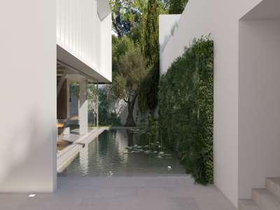 Image 16   4 bedroom villa for sale with 0.21 hectares of land, Santa Ponsa, South Western Mallorca, Mallorca 228617