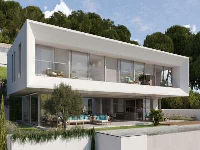 Image 19   4 bedroom villa for sale with 0.21 hectares of land, Santa Ponsa, South Western Mallorca, Mallorca 228617