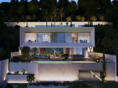 Image 20   4 bedroom villa for sale with 0.21 hectares of land, Santa Ponsa, South Western Mallorca, Mallorca 228617