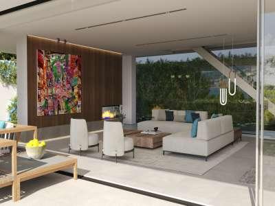 Image 6   4 bedroom villa for sale with 0.21 hectares of land, Santa Ponsa, South Western Mallorca, Mallorca 228617