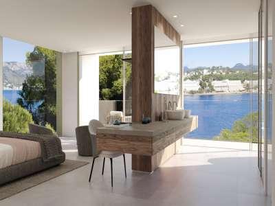 Image 7   4 bedroom villa for sale with 0.21 hectares of land, Santa Ponsa, South Western Mallorca, Mallorca 228617