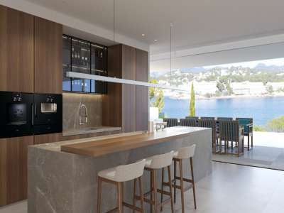 Image 8   4 bedroom villa for sale with 0.21 hectares of land, Santa Ponsa, South Western Mallorca, Mallorca 228617