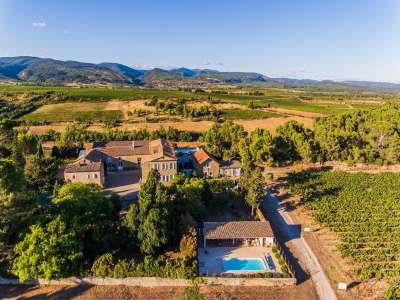 Image 21   15 bedroom house for sale with 78.45 hectares of land, Carcassonne, Aude , Languedoc-Roussillon 228636