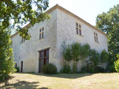 Image 1 | 3 bedroom French chateau for sale with 3.25 hectares of land, Beauville, Lot-et-Garonne , Aquitaine 228637