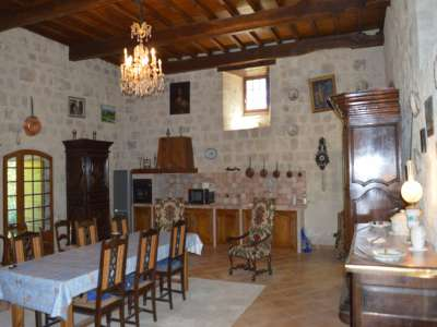 Image 3 | 3 bedroom French chateau for sale with 3.25 hectares of land, Beauville, Lot-et-Garonne , Aquitaine 228637