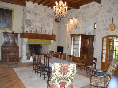 Image 4 | 3 bedroom French chateau for sale with 3.25 hectares of land, Beauville, Lot-et-Garonne , Aquitaine 228637