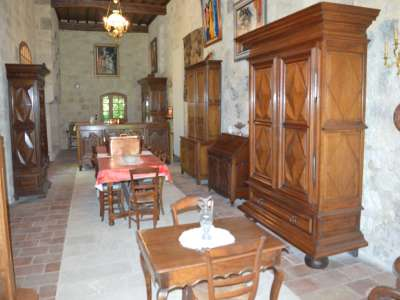 Image 5 | 3 bedroom French chateau for sale with 3.25 hectares of land, Beauville, Lot-et-Garonne , Aquitaine 228637
