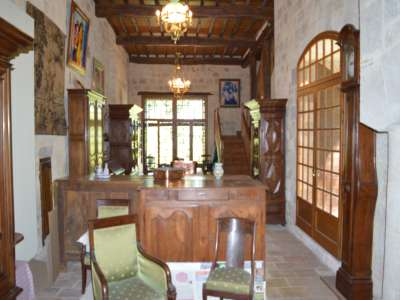 Image 8 | 3 bedroom French chateau for sale with 3.25 hectares of land, Beauville, Lot-et-Garonne , Aquitaine 228637