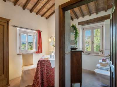 Image 14 | 11 bedroom farmhouse for sale with 15 hectares of land, Pomarance, Pisa, Tuscany 228648
