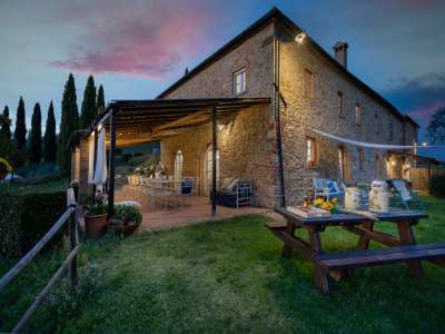 Image 15 | 11 bedroom farmhouse for sale with 15 hectares of land, Pomarance, Pisa, Tuscany 228648
