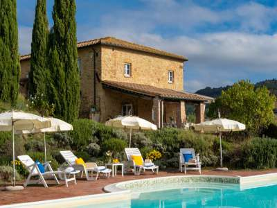 Image 16 | 11 bedroom farmhouse for sale with 15 hectares of land, Pomarance, Pisa, Tuscany 228648