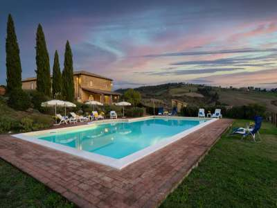 Image 17 | 11 bedroom farmhouse for sale with 15 hectares of land, Pomarance, Pisa, Tuscany 228648
