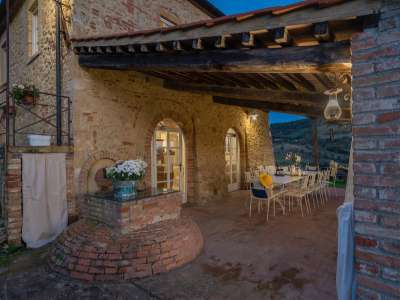Image 5 | 11 bedroom farmhouse for sale with 15 hectares of land, Pomarance, Pisa, Tuscany 228648
