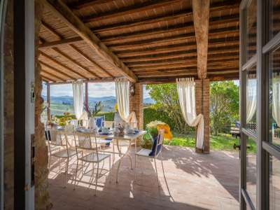Image 6 | 11 bedroom farmhouse for sale with 15 hectares of land, Pomarance, Pisa, Tuscany 228648