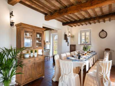 Image 7 | 11 bedroom farmhouse for sale with 15 hectares of land, Pomarance, Pisa, Tuscany 228648