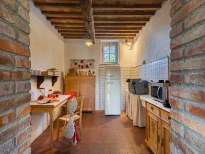Image 9 | 11 bedroom farmhouse for sale with 15 hectares of land, Pomarance, Pisa, Tuscany 228648