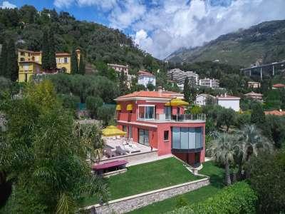 Image 1   6 bedroom villa for sale, Menton, French Riviera 228716
