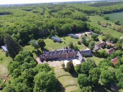 Image 1 | 20 bedroom French chateau for sale with 15.82 hectares of land, St Pierre de Maille, Vienne , Poitou-Charentes 228726