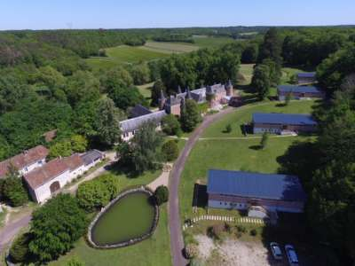 Image 6 | 20 bedroom French chateau for sale with 15.82 hectares of land, St Pierre de Maille, Vienne , Poitou-Charentes 228726