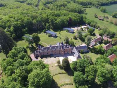 Image 7 | 20 bedroom French chateau for sale with 15.82 hectares of land, St Pierre de Maille, Vienne , Poitou-Charentes 228726